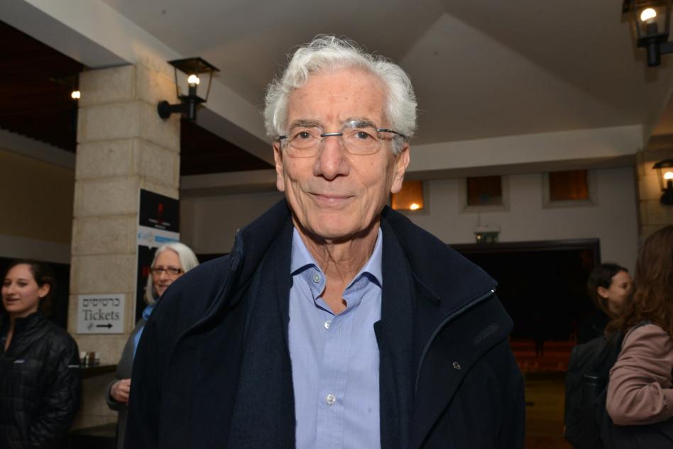 סר רונלד כהן (צילום: תמר מצפי)