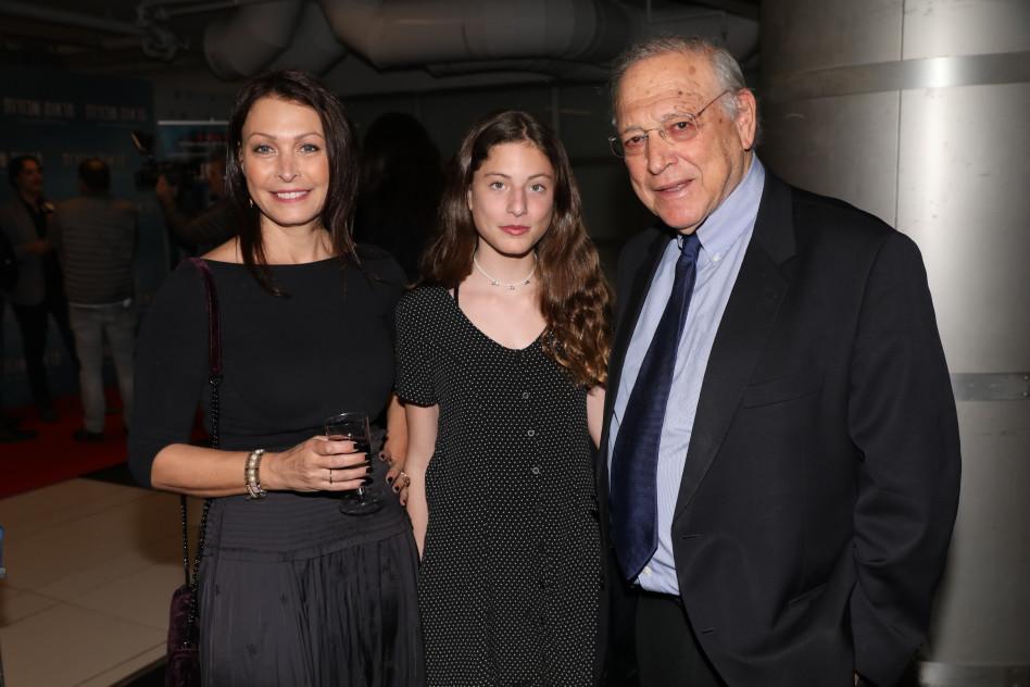 אוריאל רייכמן, אריאל להט ורונית רייכמן (צילום: רפי דלויה)
