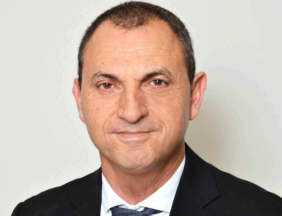 איציק דיין, מבעלי חברת מלונות אפריקה ישראל (צילום: תמר מצפי)