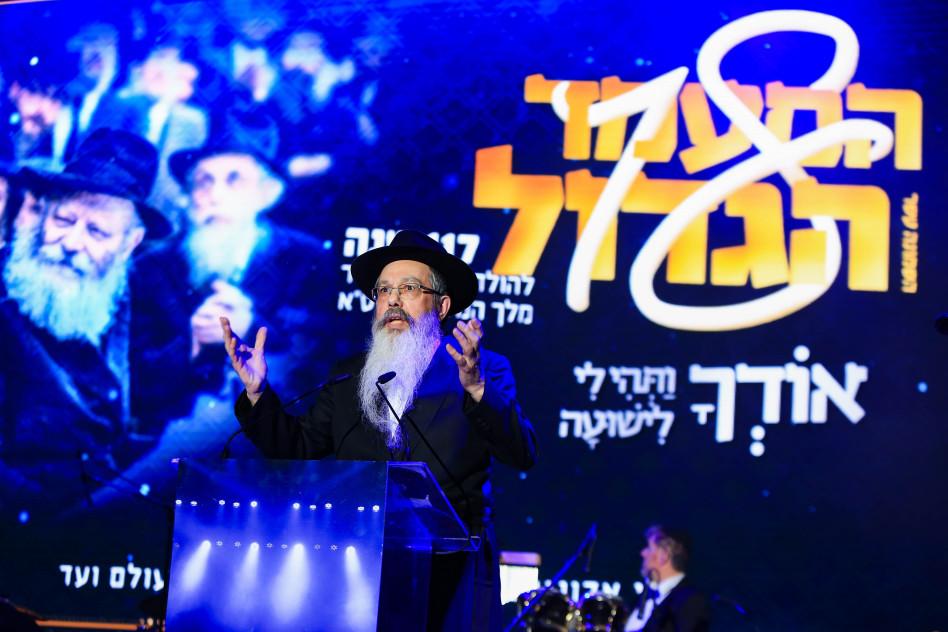 הרב דוד נחשון (צילום: חיים טויטו)