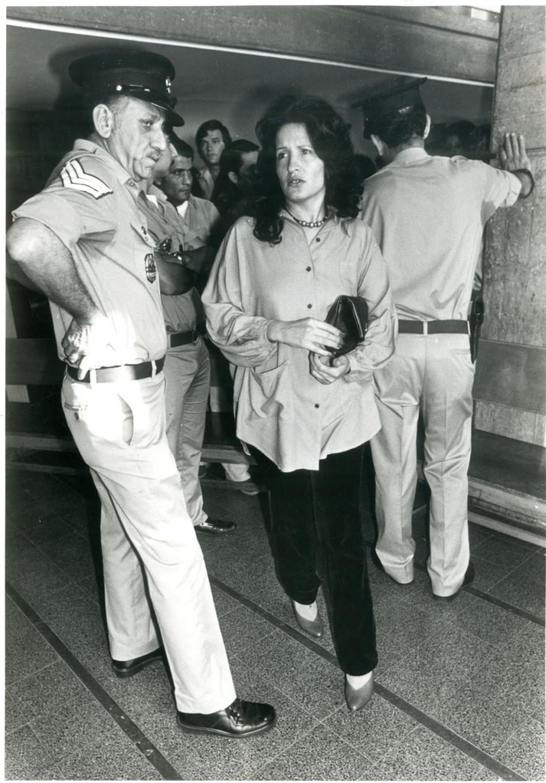 שרה דנוך (צילום: ראובן קסטרו)