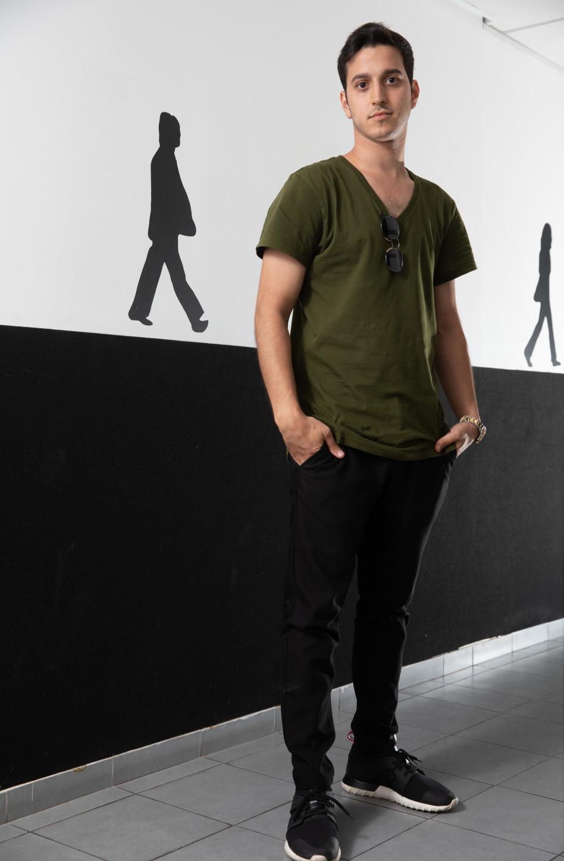דניאל טופז (צילום: יוסי אלוני)
