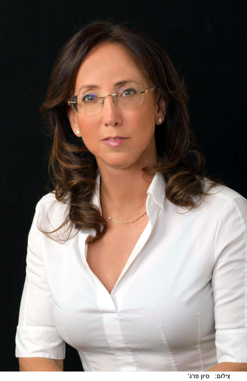 קרין מאיר רובינשטיין (צילום: סיון פרג')