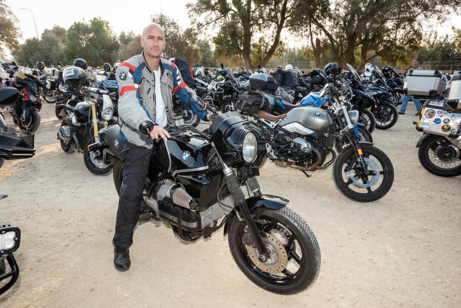 ברק כהן (צילום: גדי סיירה)