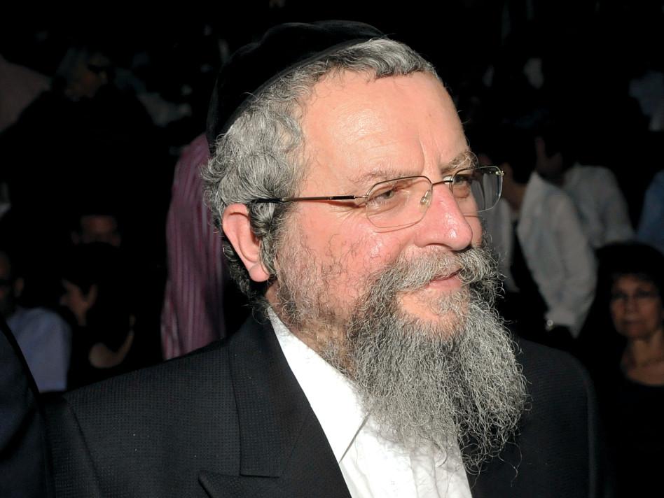 הרב פירר תמונת ארכיון (צילום: יוסי זליגר,פלאש 90)