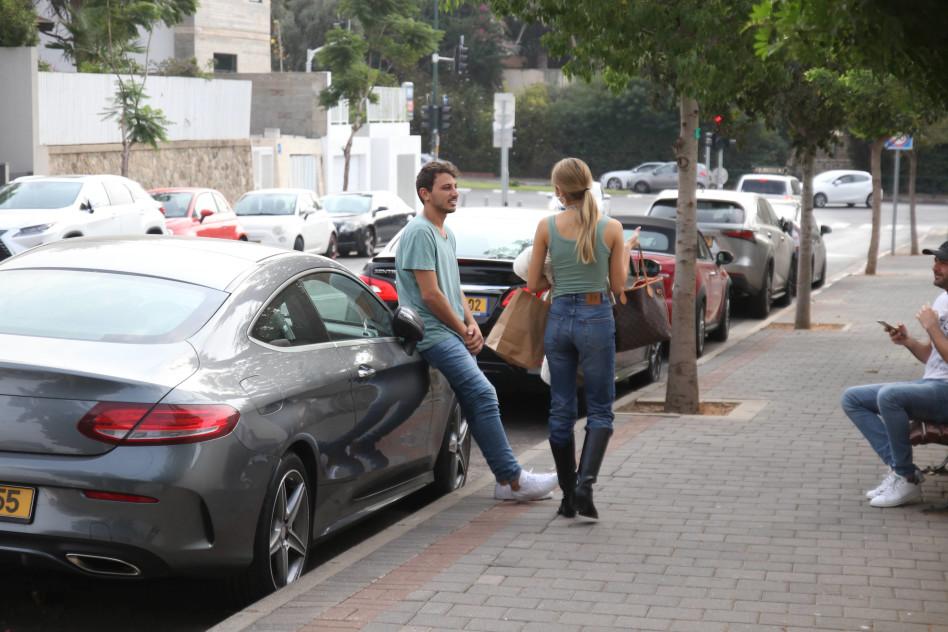 עומר נודלמן ולירן דנינו (צילום: אור גפן)