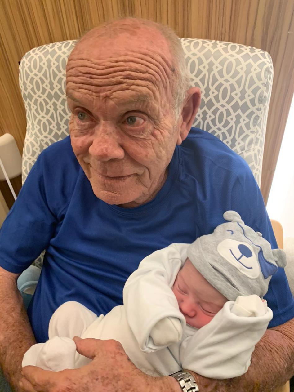 שלמה וישינסקי סבא (צילום: דניאל שוהם)