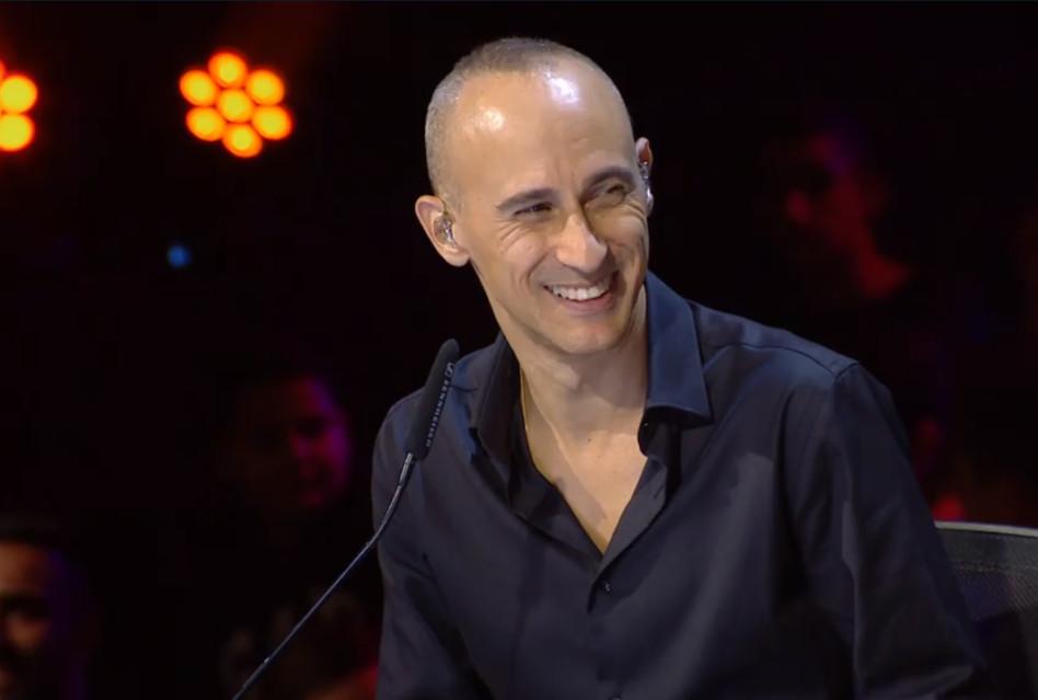 אסף אמדורסקי, הכוכב הבא (צילום: צילום מסך)