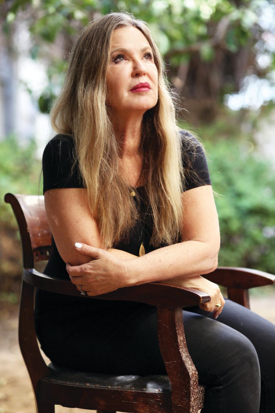 דורית זילברמן (צילום: אריאל בשור)