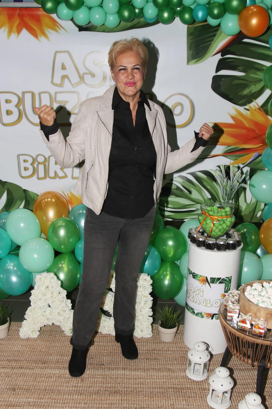 אילנה אביטל הגיעה לחגוג (צילום: אור גפן)