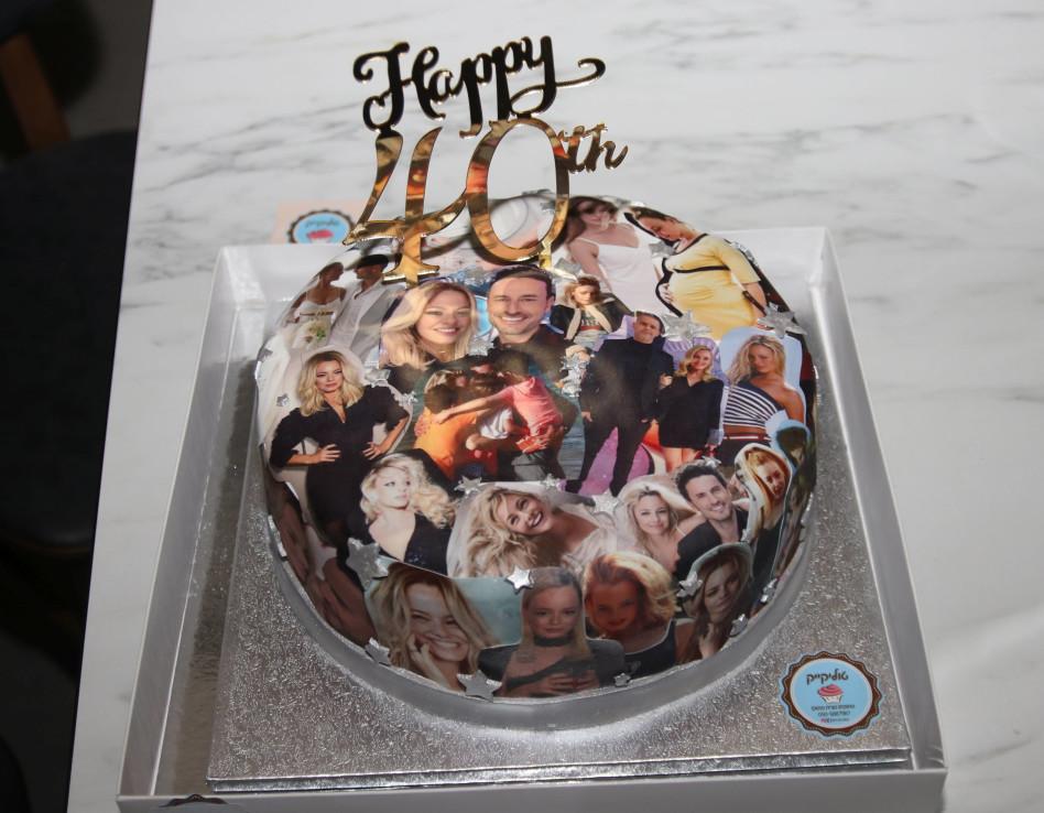 אין חגיגה בלי עוגה (צילום: אור גפן)