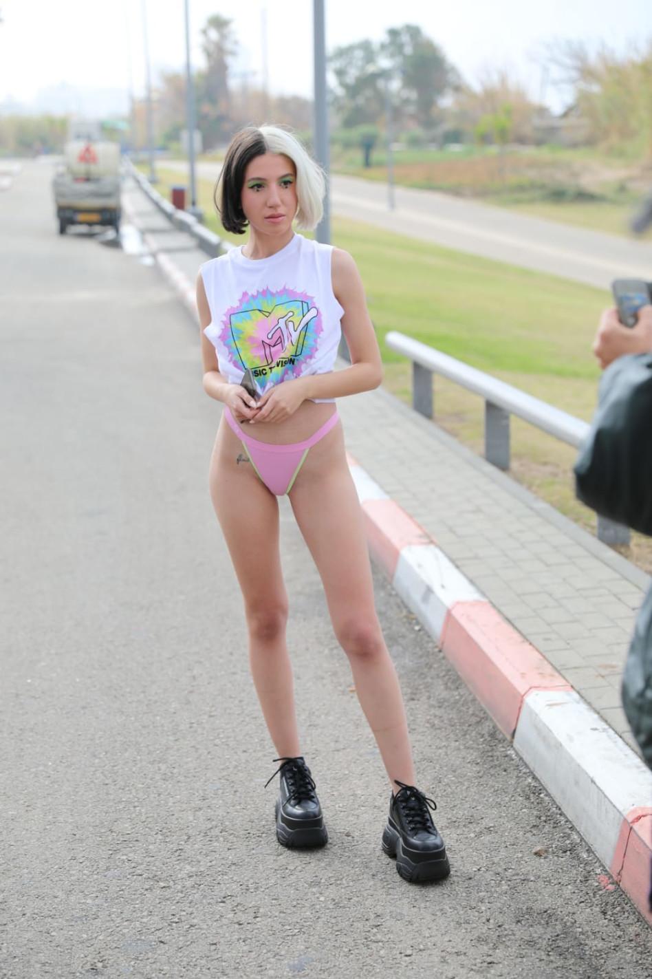 הולי מריה (צילום: רפי דלויה)