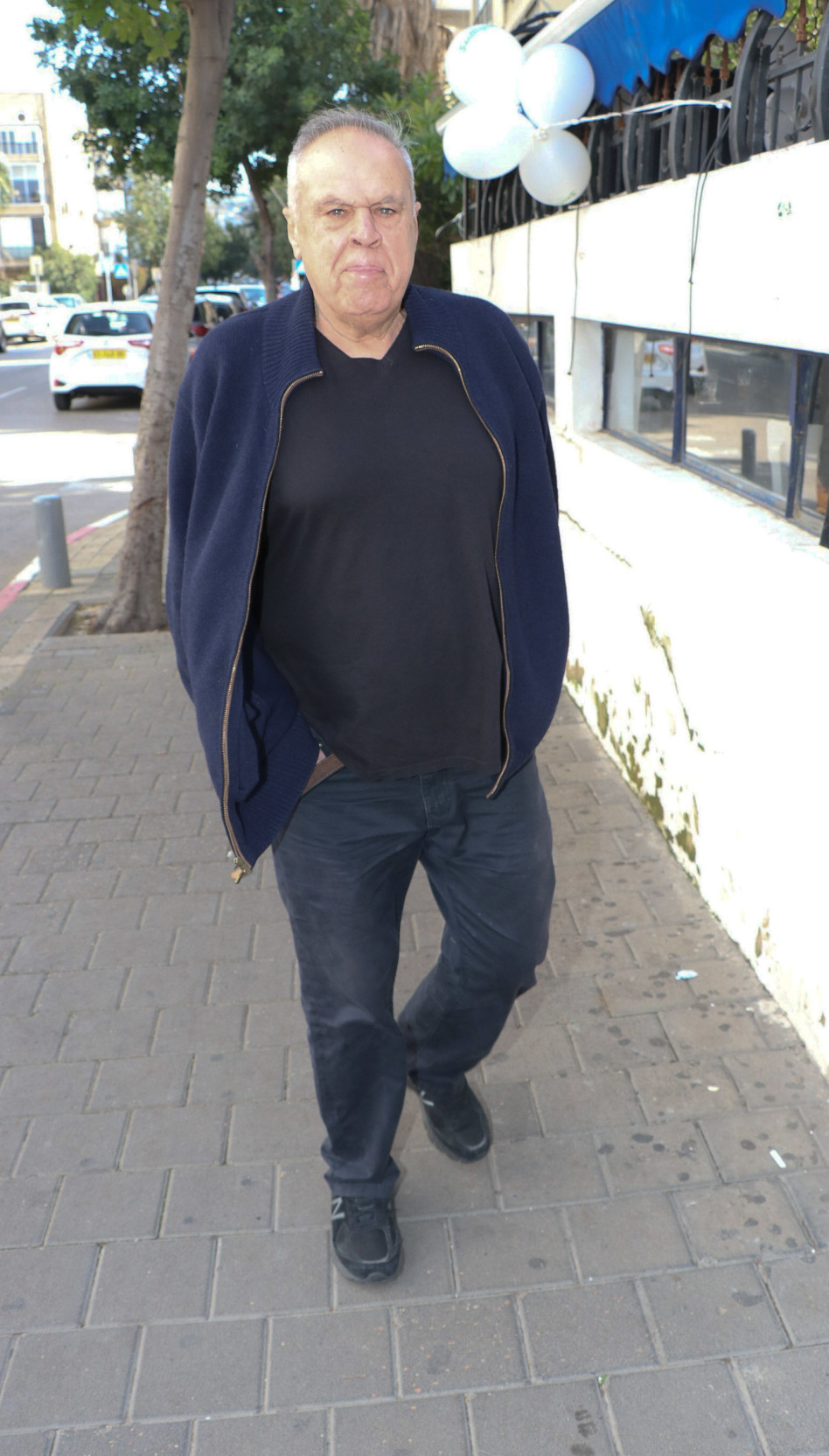 רוני דניאל (צילום: ניר פקין)