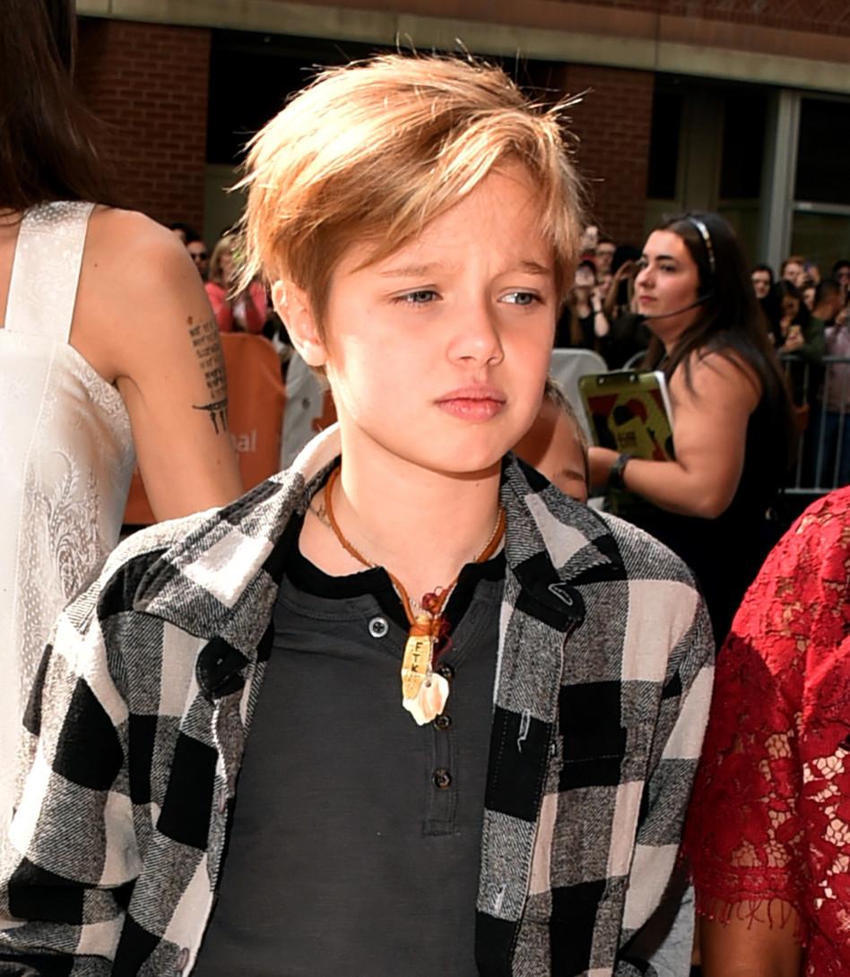 שכפול של בראד הצעיר (צילום:  Alberto E. Rodriguez  Getty Images)