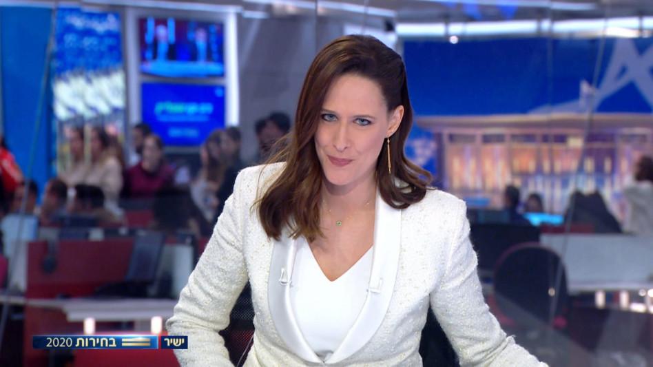 יונית לוי (צילום: רפי דלויה, חדשות ערוץ קשת 12)