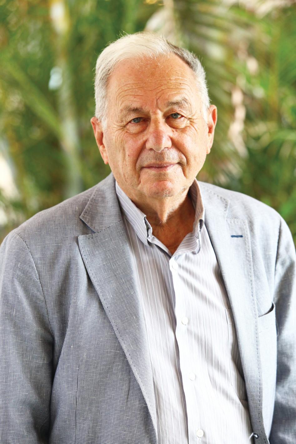 אמנון רובינשטיין  (צילום: אלוני מור)