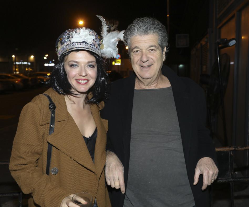 אבי קושניר ואנה דוברוביצקי (צילום: רפי דלויה)