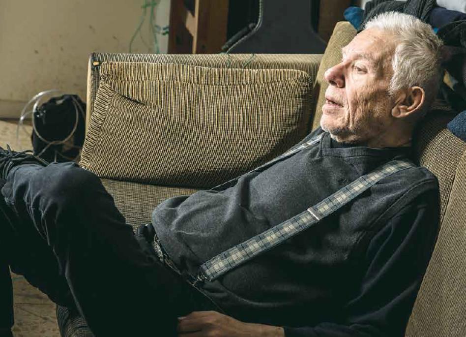 יצחק קלפטר (צילום: רמי זרנגר)