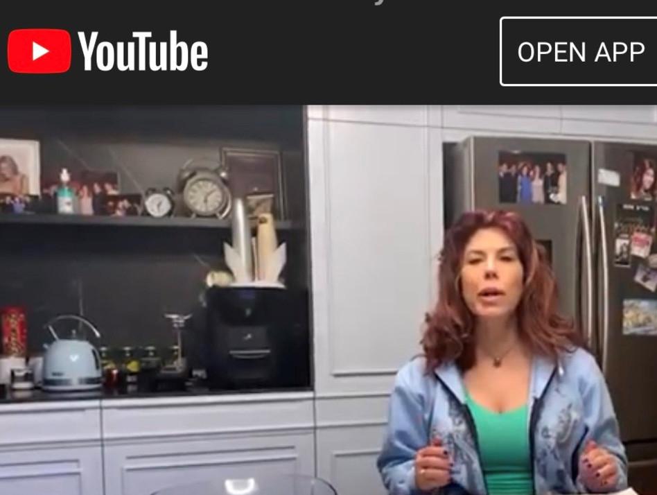 ג'ודי ניר מוזס (צילום: צילום מסך יוטיוב)
