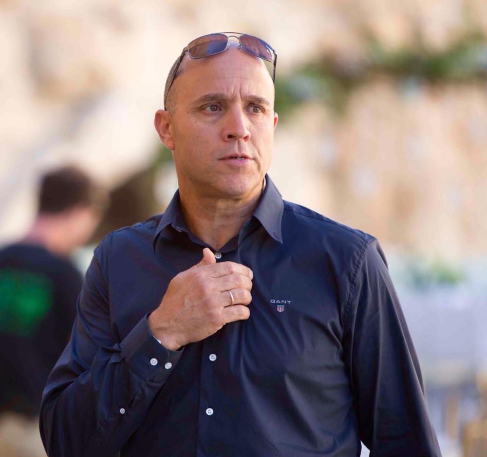 דני מרקס (צילום: ארז חרודי)