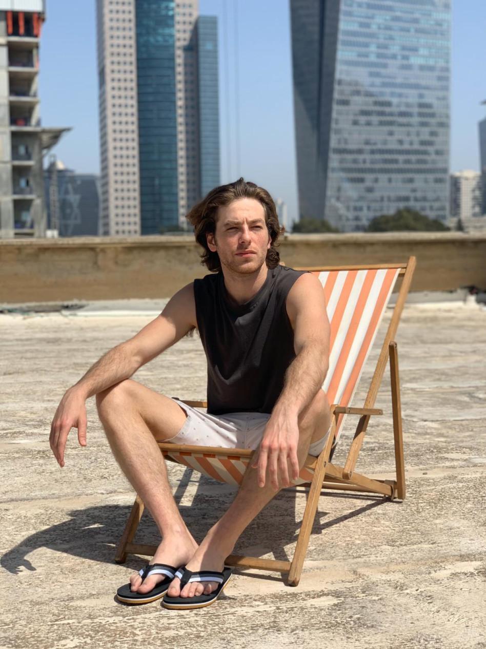 גפן ברקאי (צילום: יח''צ רנואר)