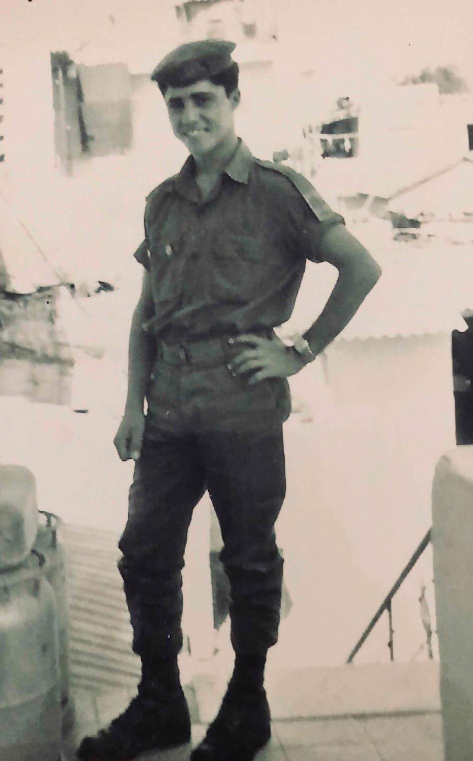 צבי יזדי ז''ל (צילום: באדיבות המשפחה)