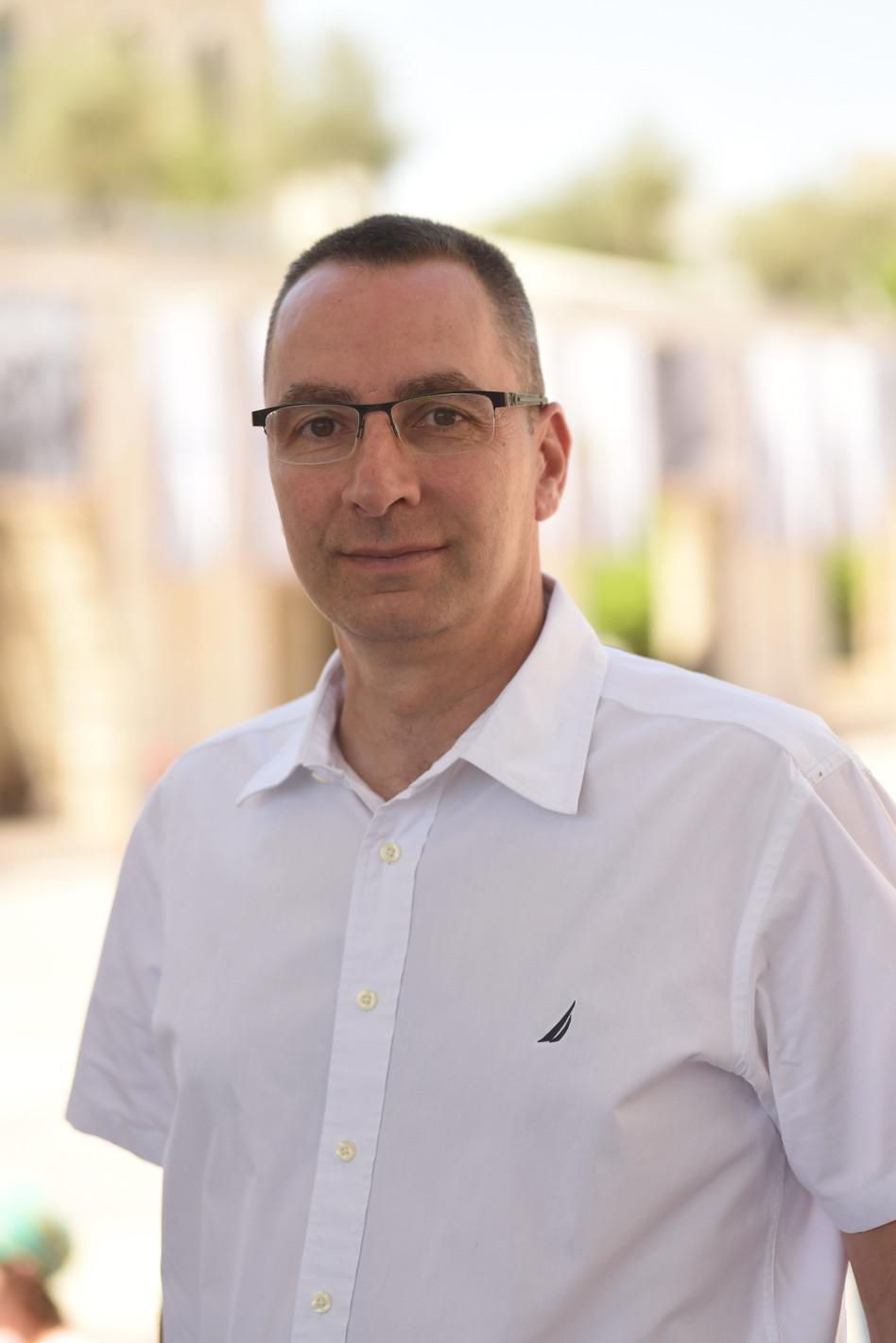 ירון רביד, מנכ