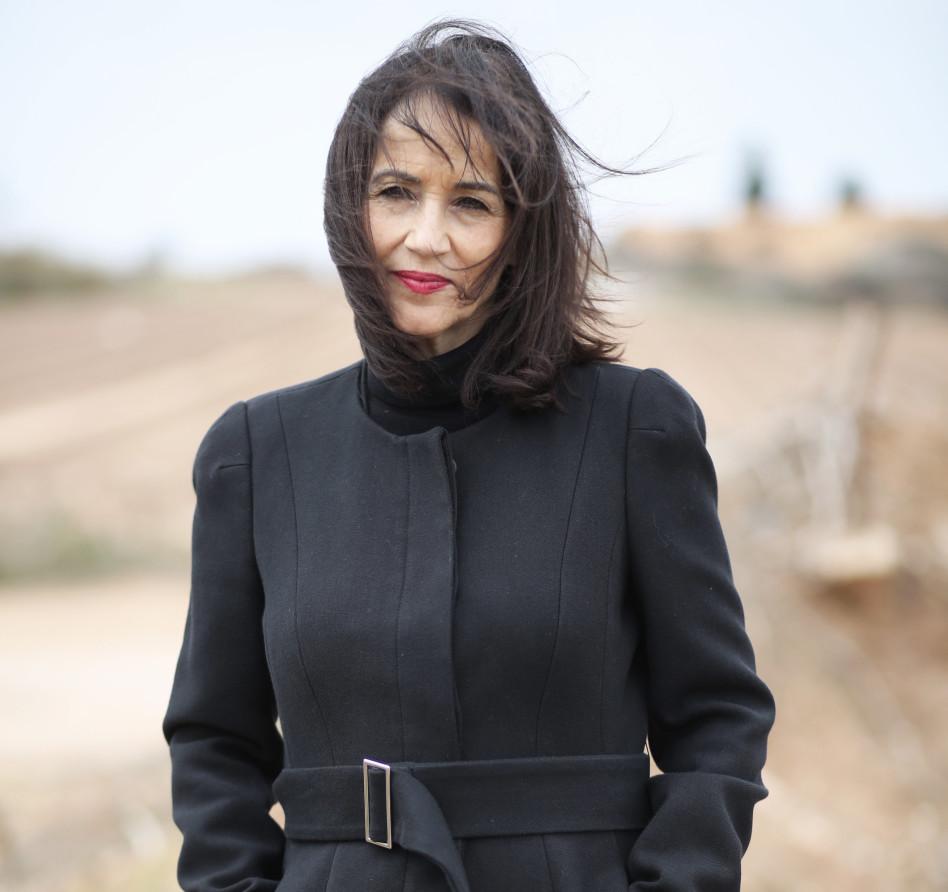 רוחמה רז (צילום: אריאל בשור)