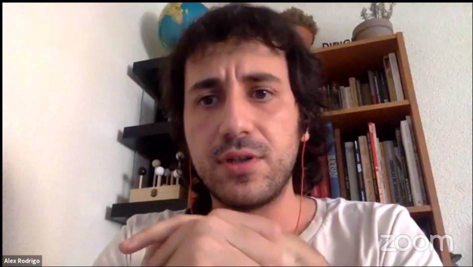 אלכס רודריגו (צילום: צילום מסך)
