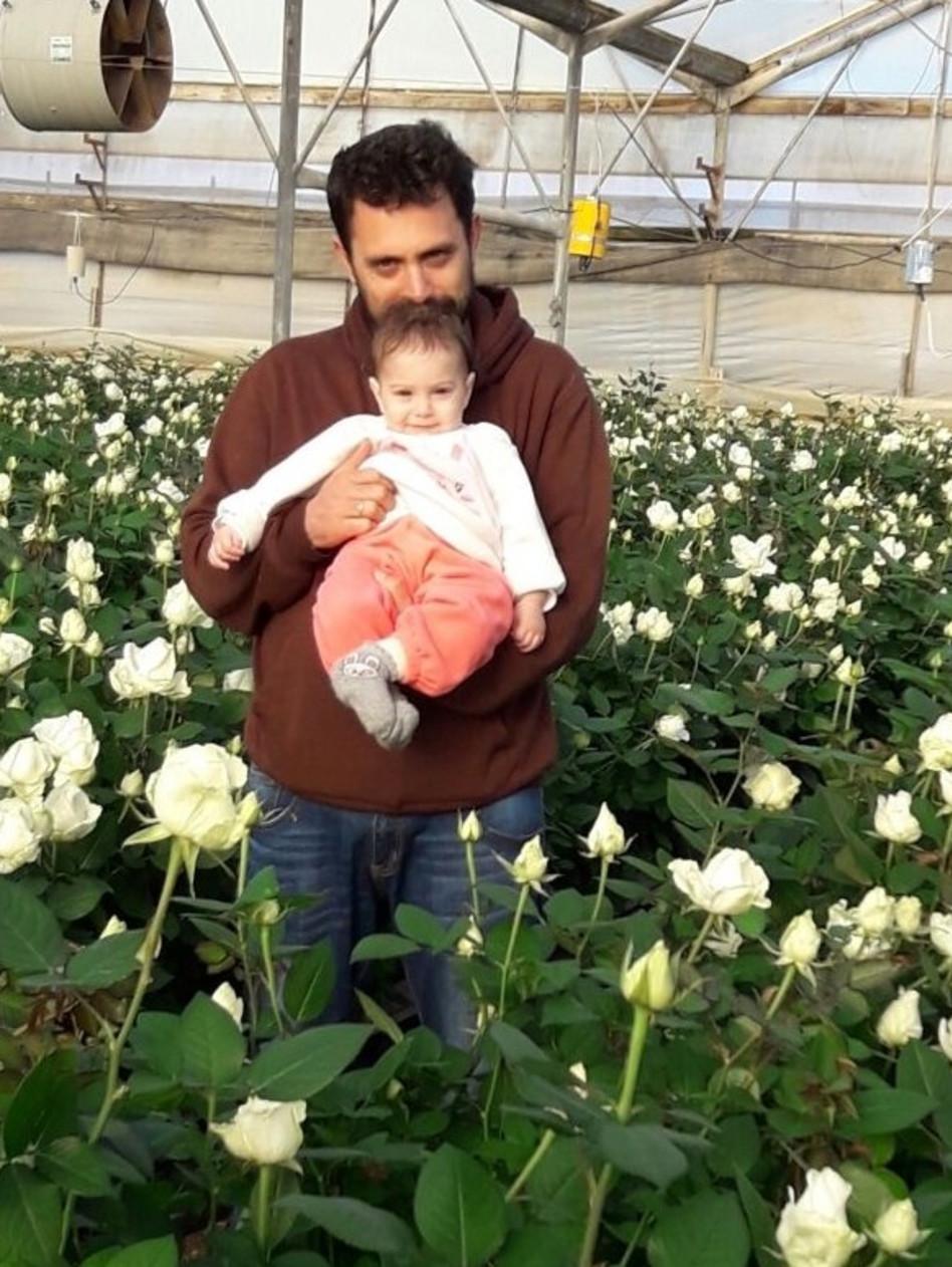 פרחי זיו רוזס (צילום: פרטי)