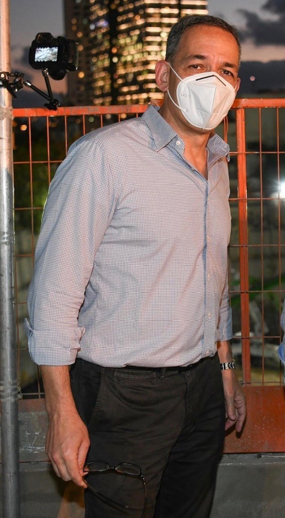 רון אבידן (צילום: עידן גרוס)