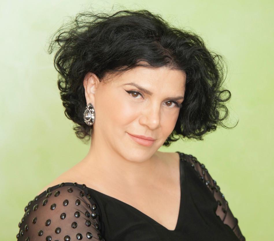 ברברה ברזין (צילום: גיא הכט)