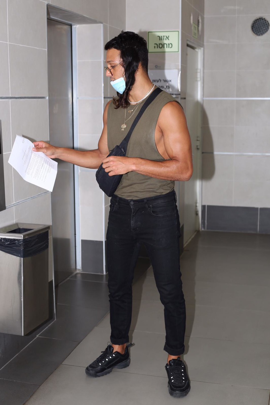 אסף גורן (צילום: דור ערבה)