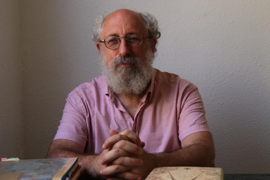 פרופ' דרור ורמן  (צילום: רוני טהרלב)