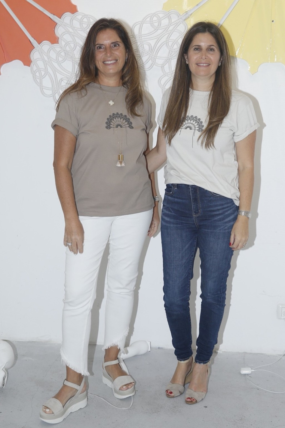 ג'ני קובה ופרלה קובה (צילום: גיל חיון)