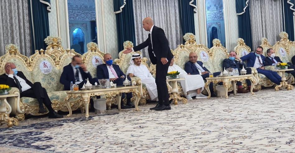 חזי דין בהופעה פרטית בדובאי (צילום: באדיבות חזי דין)