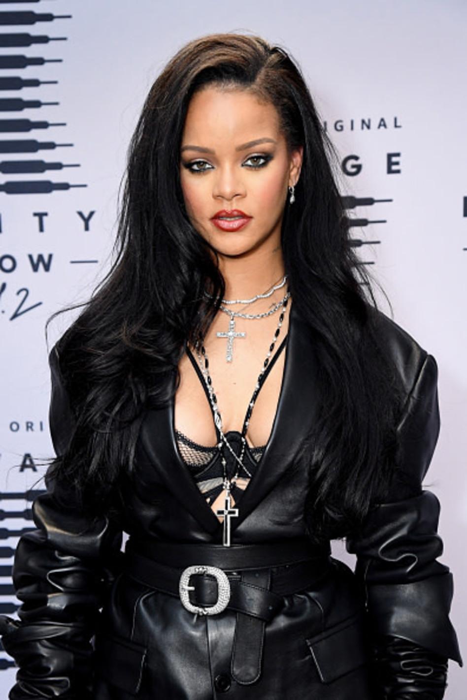 הריעו למלכה. ריהאנה (צילום: kevin mazur gettyimages)