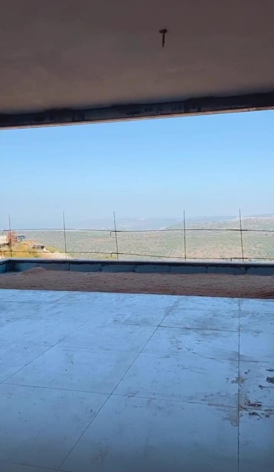 הנוף המטורף הנשקף מהבית (צילום: צילום מסך אינסטגרם)