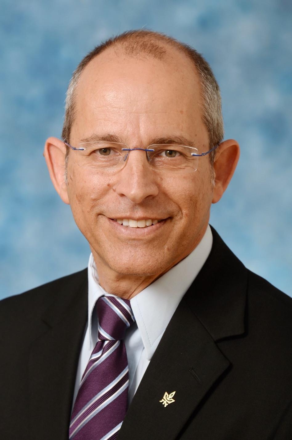 פרופ' משה צבירן (צילום: ישראל הדרי)