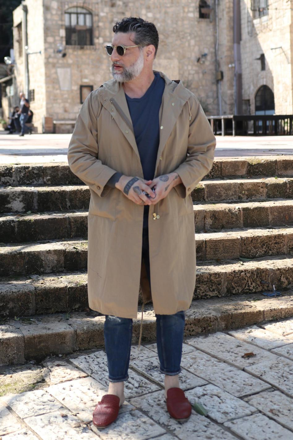 אסף גרניט (צילום: אור גפן, יח''צ)