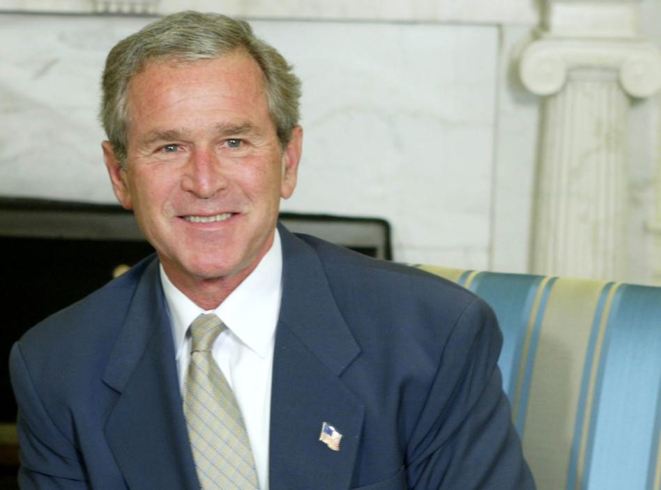 ג'ורג' בוש (צילום:  Mark Wilson  Getty Images)