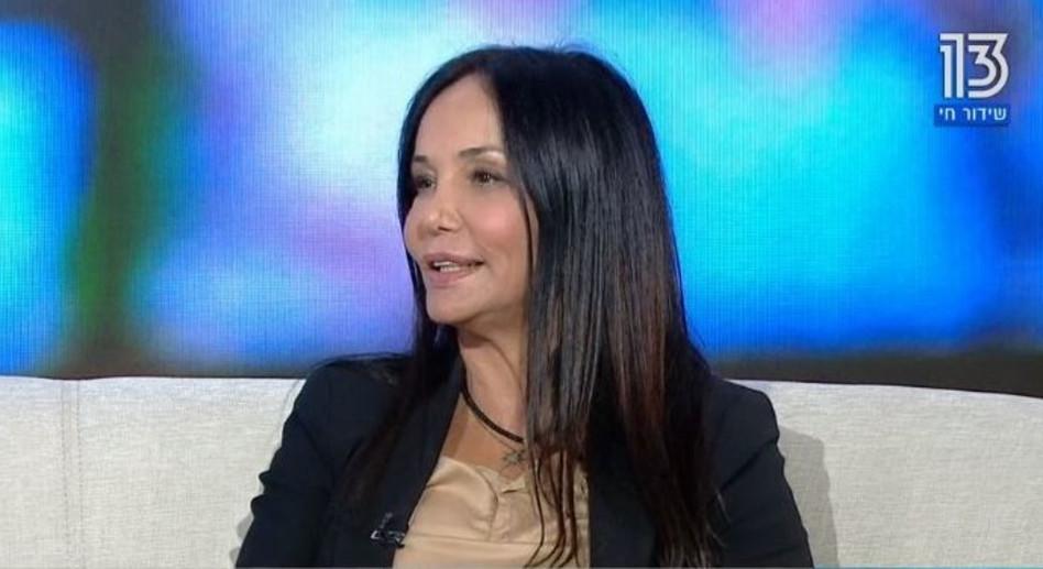 מלי חיימוב, אמו של תום חיימוב (צילום: צילום מסך רשת 13)