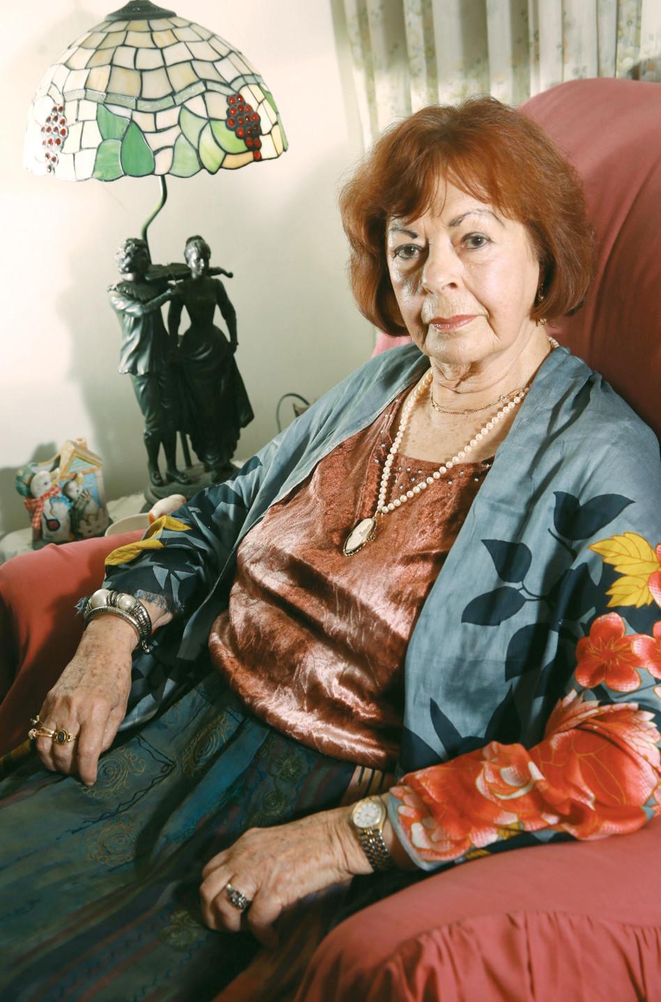 הדסה מור (צילום: מירי צחי)