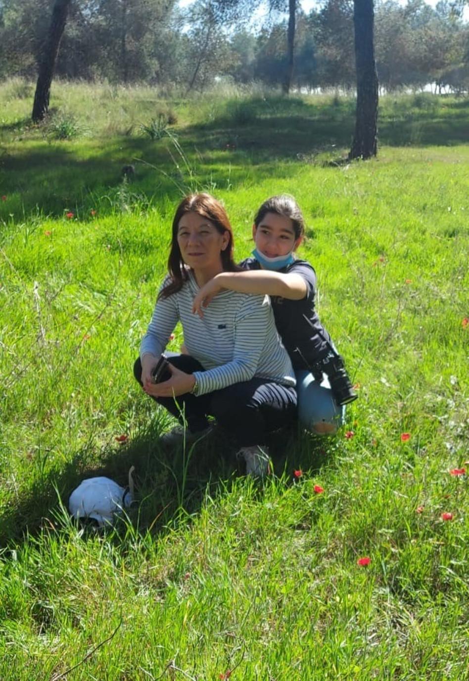 ליאב ונורית דאבוש (צילום: פרטי)