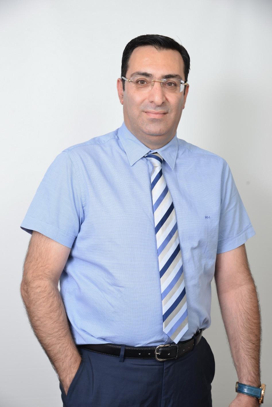 חוסאם בשארה (צילום: יח''צ)