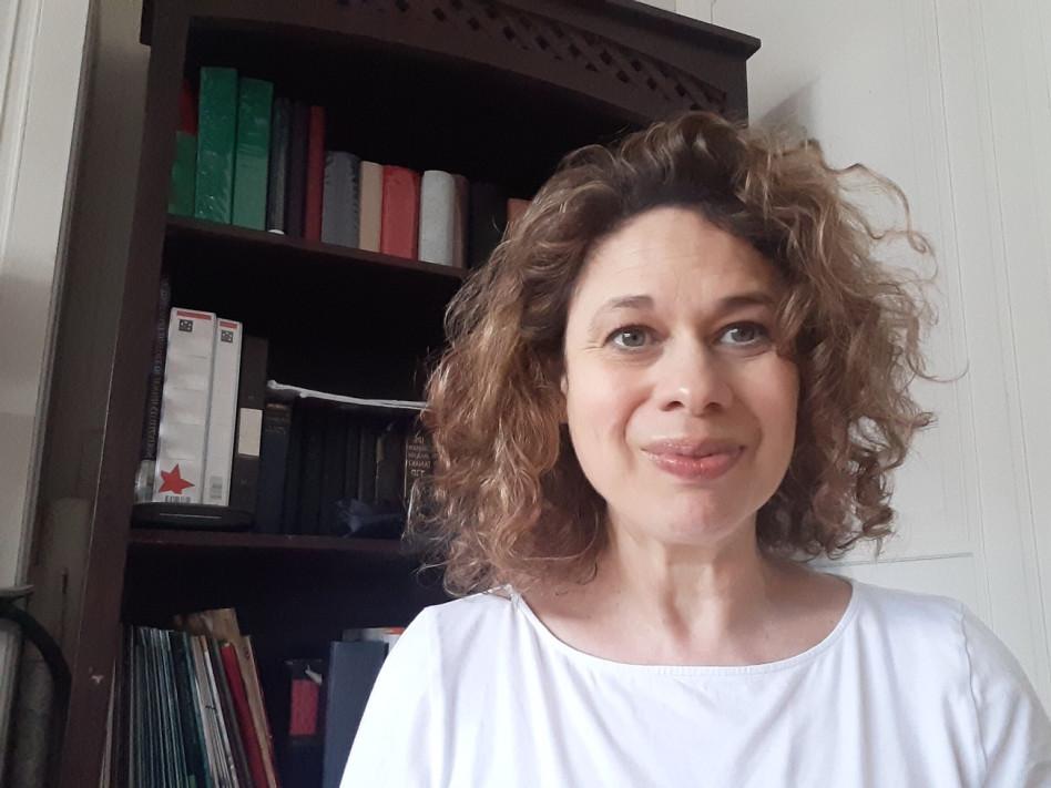 קלאודיה רובינשטיין (צילום: פרטי)