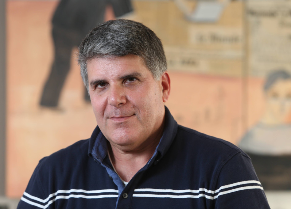 עופר גרינברגר (צילום: באדיבות 'אפלייד מטיריאלס ישראל')