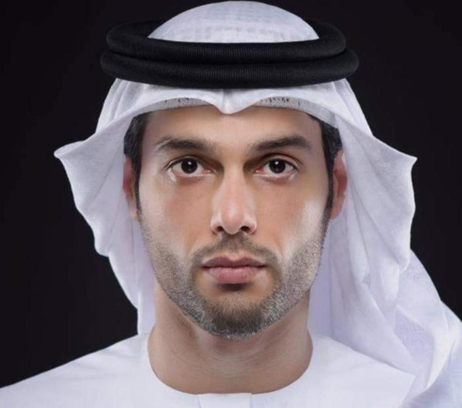 מוחמד אל- חאג'ה (צילום: באדיבות משרד החוץ של איחוד האימרויות)