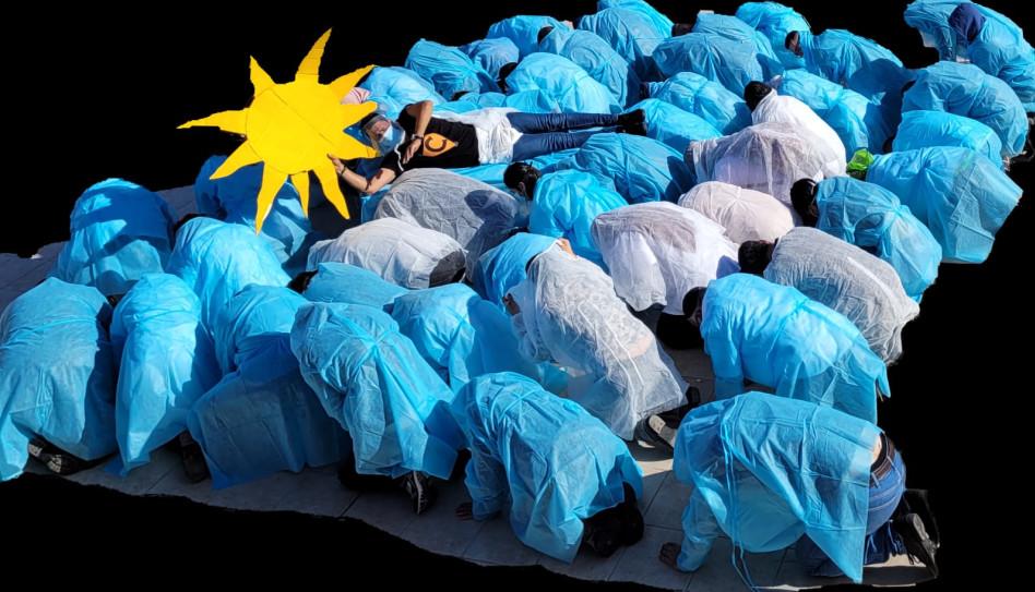 תנו לשמש. מקום ראשון לעמל טבריה (צילום: יחצ)