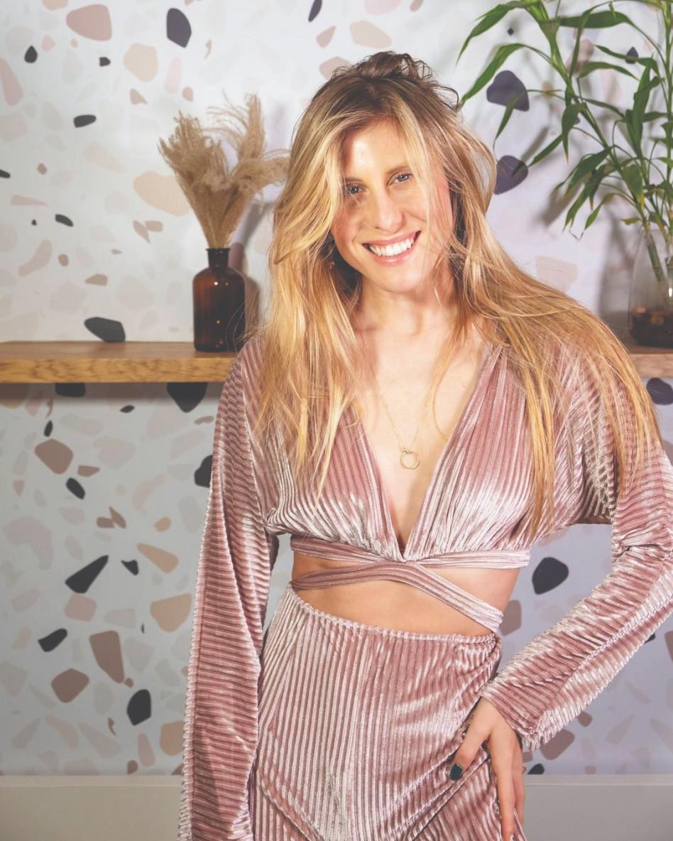 אלינה לוי (צילום: צילום מסך אינסטגרם)